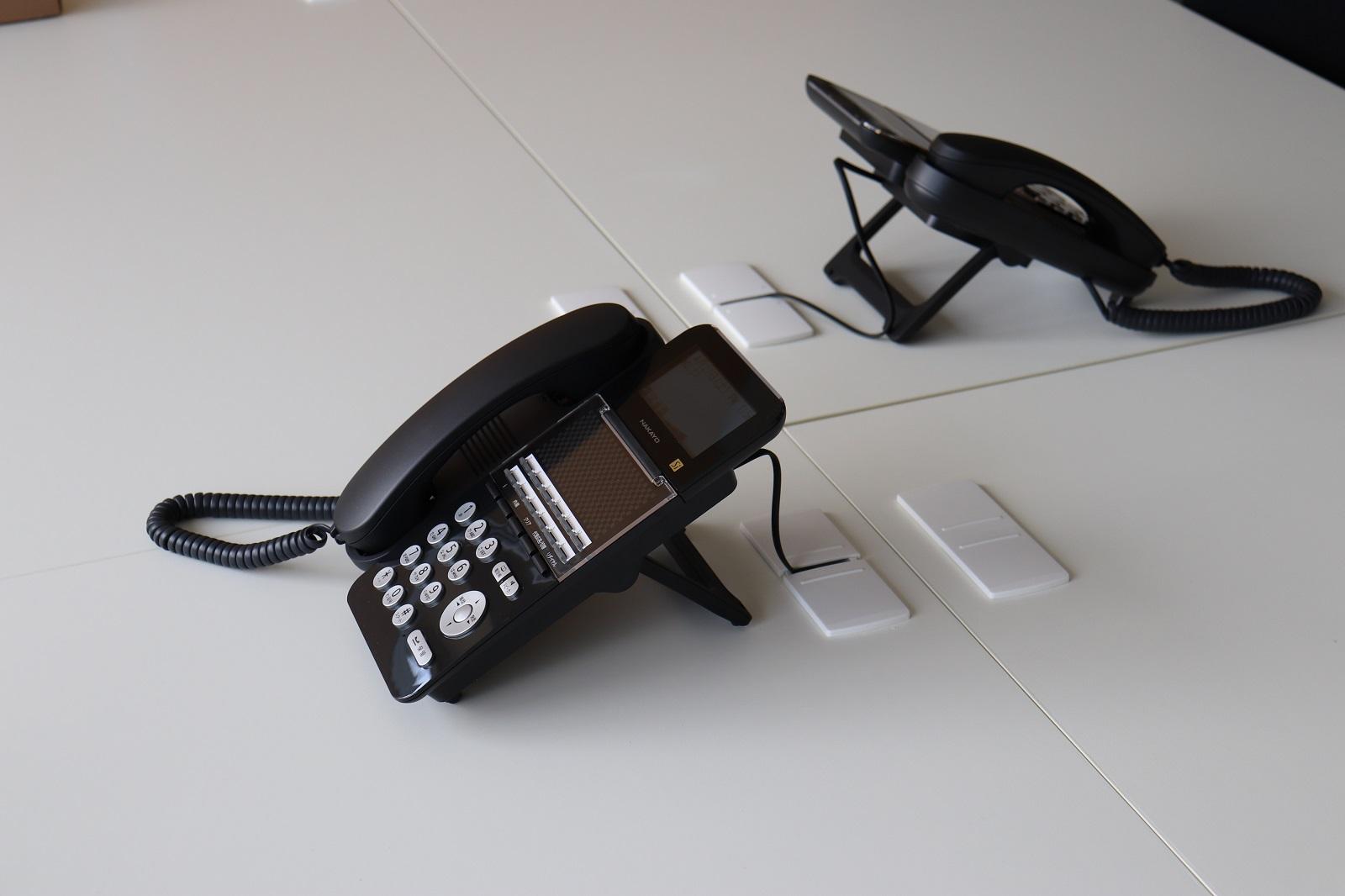 ビジネスホン電話工事